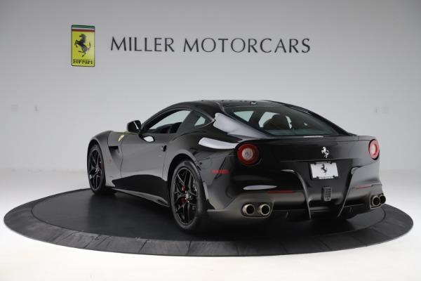 Used 2016 Ferrari F12 Berlinetta for sale Sold at Rolls-Royce Motor Cars Greenwich in Greenwich CT 06830 5