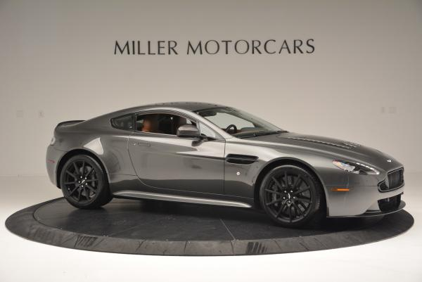 Used 2015 Aston Martin V12 Vantage S for sale Sold at Rolls-Royce Motor Cars Greenwich in Greenwich CT 06830 10