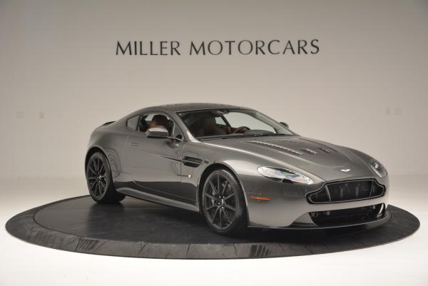 Used 2015 Aston Martin V12 Vantage S for sale Sold at Rolls-Royce Motor Cars Greenwich in Greenwich CT 06830 11