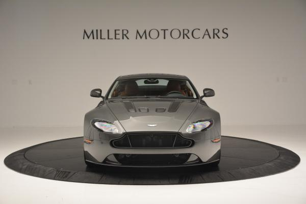 Used 2015 Aston Martin V12 Vantage S for sale Sold at Rolls-Royce Motor Cars Greenwich in Greenwich CT 06830 12