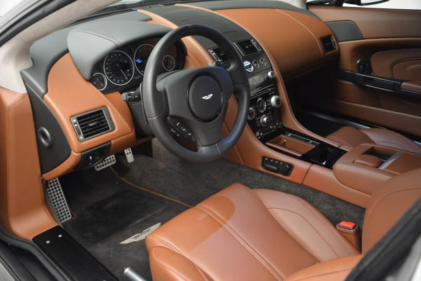 Used 2015 Aston Martin V12 Vantage S for sale Sold at Rolls-Royce Motor Cars Greenwich in Greenwich CT 06830 15