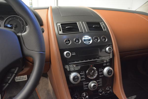 Used 2015 Aston Martin V12 Vantage S for sale Sold at Rolls-Royce Motor Cars Greenwich in Greenwich CT 06830 18