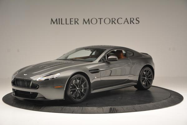 Used 2015 Aston Martin V12 Vantage S for sale Sold at Rolls-Royce Motor Cars Greenwich in Greenwich CT 06830 2