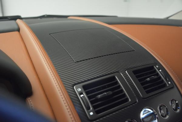 Used 2015 Aston Martin V12 Vantage S for sale Sold at Rolls-Royce Motor Cars Greenwich in Greenwich CT 06830 20