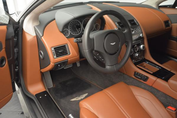Used 2015 Aston Martin V12 Vantage S for sale Sold at Rolls-Royce Motor Cars Greenwich in Greenwich CT 06830 22