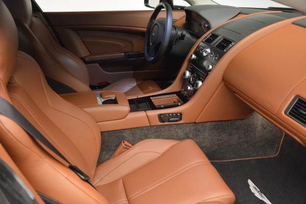 Used 2015 Aston Martin V12 Vantage S for sale Sold at Rolls-Royce Motor Cars Greenwich in Greenwich CT 06830 23