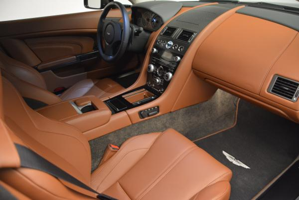 Used 2015 Aston Martin V12 Vantage S for sale Sold at Rolls-Royce Motor Cars Greenwich in Greenwich CT 06830 24