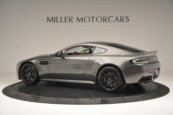 Used 2015 Aston Martin V12 Vantage S for sale Sold at Rolls-Royce Motor Cars Greenwich in Greenwich CT 06830 4