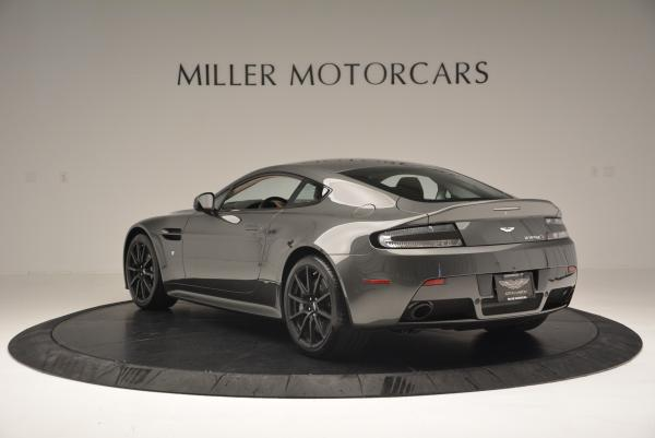 Used 2015 Aston Martin V12 Vantage S for sale Sold at Rolls-Royce Motor Cars Greenwich in Greenwich CT 06830 5