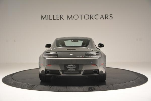 Used 2015 Aston Martin V12 Vantage S for sale Sold at Rolls-Royce Motor Cars Greenwich in Greenwich CT 06830 6