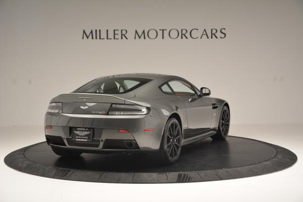 Used 2015 Aston Martin V12 Vantage S for sale Sold at Rolls-Royce Motor Cars Greenwich in Greenwich CT 06830 7