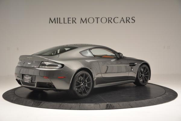 Used 2015 Aston Martin V12 Vantage S for sale Sold at Rolls-Royce Motor Cars Greenwich in Greenwich CT 06830 8