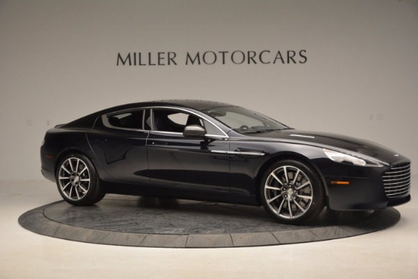 New 2017 Aston Martin Rapide S Shadow Edition for sale Sold at Rolls-Royce Motor Cars Greenwich in Greenwich CT 06830 10