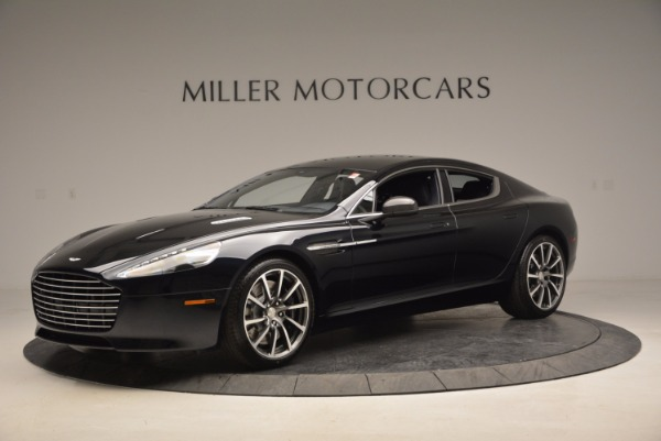 New 2017 Aston Martin Rapide S Shadow Edition for sale Sold at Rolls-Royce Motor Cars Greenwich in Greenwich CT 06830 2