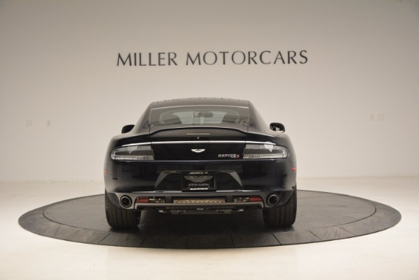 New 2017 Aston Martin Rapide S Shadow Edition for sale Sold at Rolls-Royce Motor Cars Greenwich in Greenwich CT 06830 6
