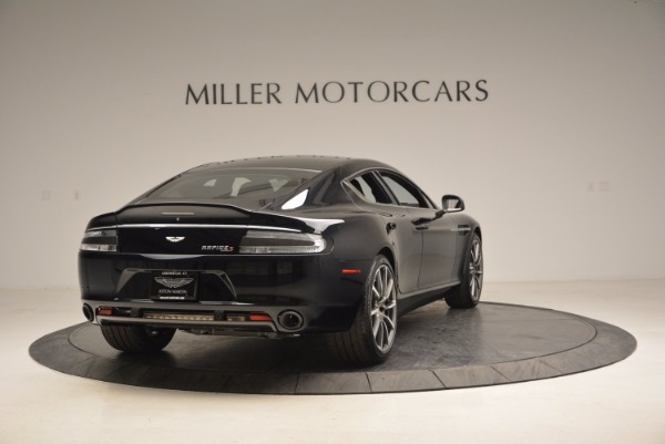 New 2017 Aston Martin Rapide S Shadow Edition for sale Sold at Rolls-Royce Motor Cars Greenwich in Greenwich CT 06830 7