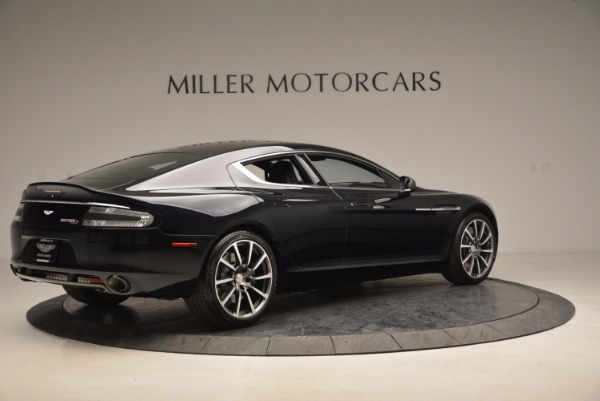 New 2017 Aston Martin Rapide S Shadow Edition for sale Sold at Rolls-Royce Motor Cars Greenwich in Greenwich CT 06830 8