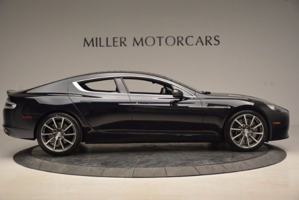New 2017 Aston Martin Rapide S Shadow Edition for sale Sold at Rolls-Royce Motor Cars Greenwich in Greenwich CT 06830 9