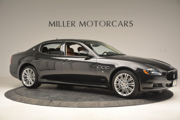 Used 2013 Maserati Quattroporte S for sale Sold at Rolls-Royce Motor Cars Greenwich in Greenwich CT 06830 10
