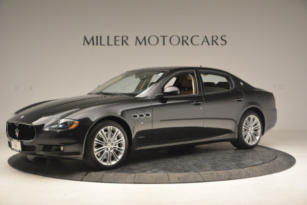 Used 2013 Maserati Quattroporte S for sale Sold at Rolls-Royce Motor Cars Greenwich in Greenwich CT 06830 2