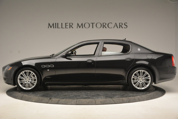 Used 2013 Maserati Quattroporte S for sale Sold at Rolls-Royce Motor Cars Greenwich in Greenwich CT 06830 3