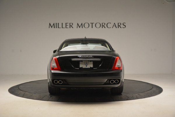 Used 2013 Maserati Quattroporte S for sale Sold at Rolls-Royce Motor Cars Greenwich in Greenwich CT 06830 6