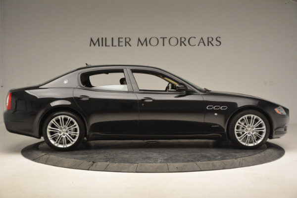 Used 2013 Maserati Quattroporte S for sale Sold at Rolls-Royce Motor Cars Greenwich in Greenwich CT 06830 9