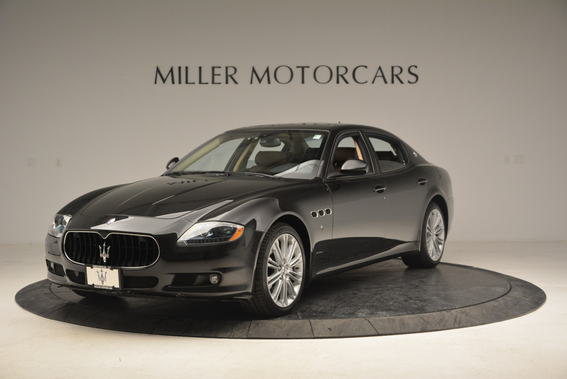 Used 2013 Maserati Quattroporte S for sale Sold at Rolls-Royce Motor Cars Greenwich in Greenwich CT 06830 1