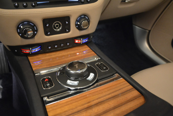 Used 2015 Rolls-Royce Wraith for sale Sold at Rolls-Royce Motor Cars Greenwich in Greenwich CT 06830 21