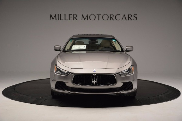 New 2017 Maserati Ghibli S Q4 EX-Loaner for sale Sold at Rolls-Royce Motor Cars Greenwich in Greenwich CT 06830 19