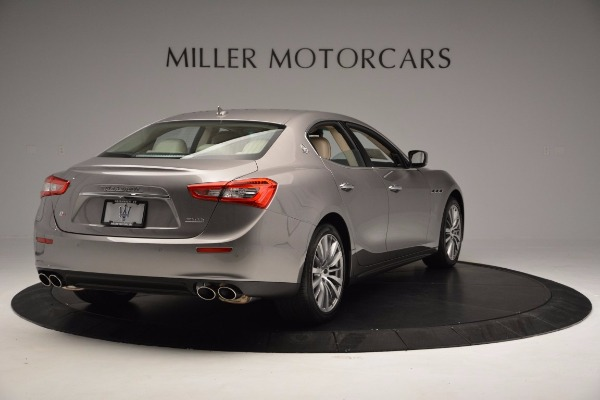 New 2017 Maserati Ghibli S Q4 EX-Loaner for sale Sold at Rolls-Royce Motor Cars Greenwich in Greenwich CT 06830 6