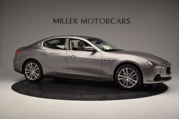 New 2017 Maserati Ghibli S Q4 EX-Loaner for sale Sold at Rolls-Royce Motor Cars Greenwich in Greenwich CT 06830 9