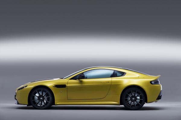 New 2017 Aston Martin V12 Vantage S for sale Sold at Rolls-Royce Motor Cars Greenwich in Greenwich CT 06830 2