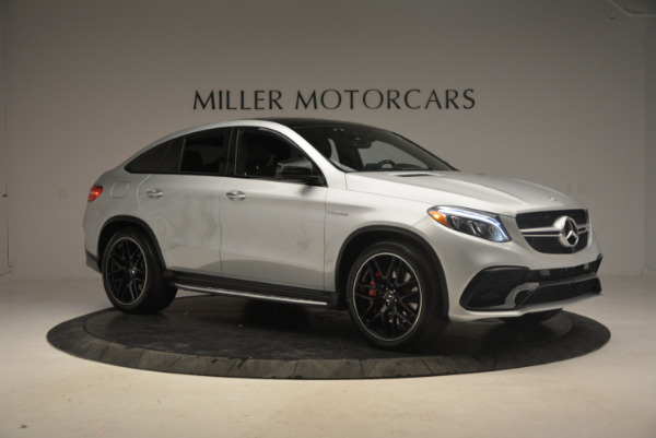 Used 2016 Mercedes Benz AMG GLE63 S for sale Sold at Rolls-Royce Motor Cars Greenwich in Greenwich CT 06830 10