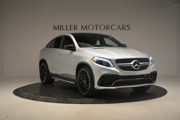 Used 2016 Mercedes Benz AMG GLE63 S for sale Sold at Rolls-Royce Motor Cars Greenwich in Greenwich CT 06830 11