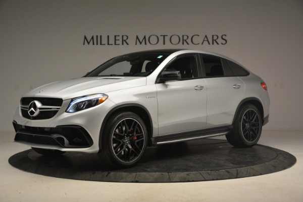 Used 2016 Mercedes Benz AMG GLE63 S for sale Sold at Rolls-Royce Motor Cars Greenwich in Greenwich CT 06830 2