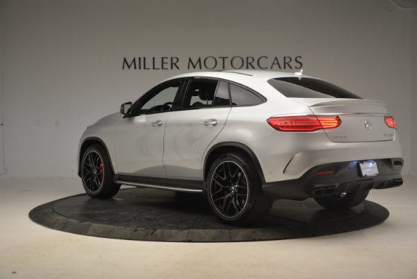 Used 2016 Mercedes Benz AMG GLE63 S for sale Sold at Rolls-Royce Motor Cars Greenwich in Greenwich CT 06830 4