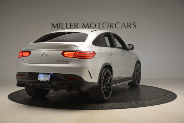 Used 2016 Mercedes Benz AMG GLE63 S for sale Sold at Rolls-Royce Motor Cars Greenwich in Greenwich CT 06830 7