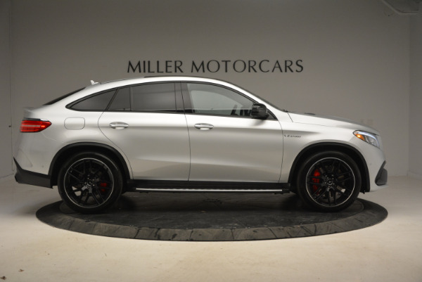 Used 2016 Mercedes Benz AMG GLE63 S for sale Sold at Rolls-Royce Motor Cars Greenwich in Greenwich CT 06830 9