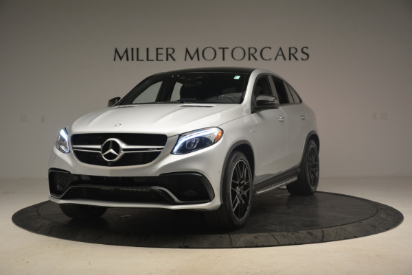 Used 2016 Mercedes Benz AMG GLE63 S for sale Sold at Rolls-Royce Motor Cars Greenwich in Greenwich CT 06830 1