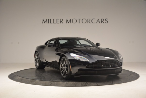 Used 2017 Aston Martin DB11 V12 Coupe for sale Sold at Rolls-Royce Motor Cars Greenwich in Greenwich CT 06830 11
