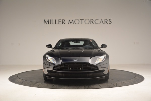 Used 2017 Aston Martin DB11 V12 Coupe for sale Sold at Rolls-Royce Motor Cars Greenwich in Greenwich CT 06830 12