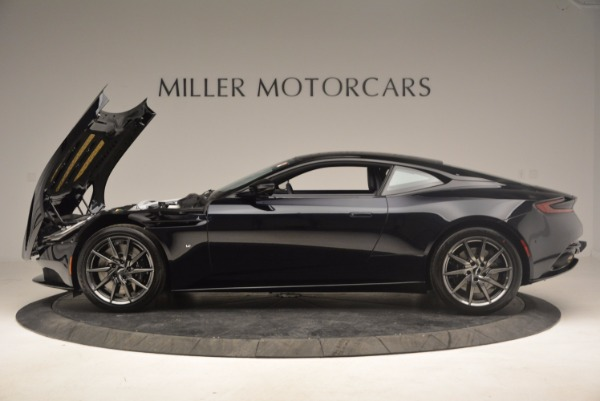 Used 2017 Aston Martin DB11 V12 Coupe for sale Sold at Rolls-Royce Motor Cars Greenwich in Greenwich CT 06830 19
