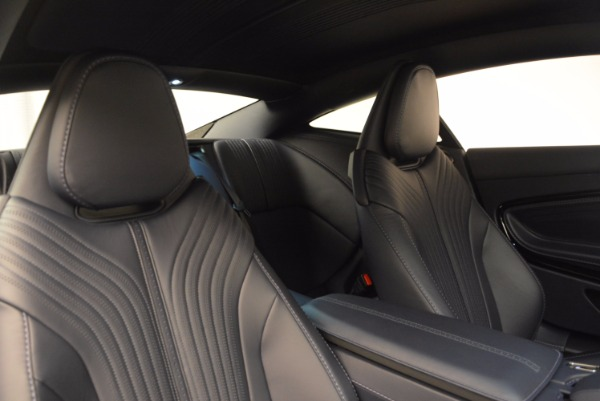 Used 2017 Aston Martin DB11 V12 Coupe for sale Sold at Rolls-Royce Motor Cars Greenwich in Greenwich CT 06830 23