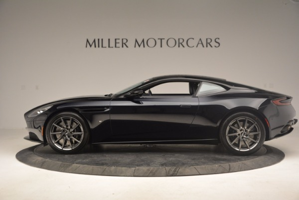 Used 2017 Aston Martin DB11 V12 Coupe for sale Sold at Rolls-Royce Motor Cars Greenwich in Greenwich CT 06830 3