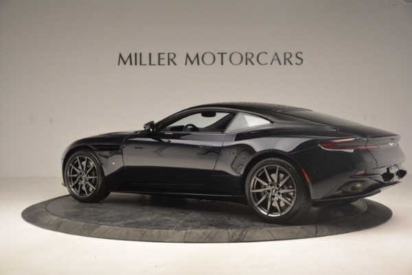 Used 2017 Aston Martin DB11 V12 Coupe for sale Sold at Rolls-Royce Motor Cars Greenwich in Greenwich CT 06830 4