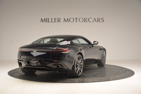 Used 2017 Aston Martin DB11 V12 Coupe for sale Sold at Rolls-Royce Motor Cars Greenwich in Greenwich CT 06830 7