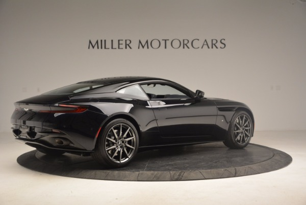 Used 2017 Aston Martin DB11 V12 Coupe for sale Sold at Rolls-Royce Motor Cars Greenwich in Greenwich CT 06830 8