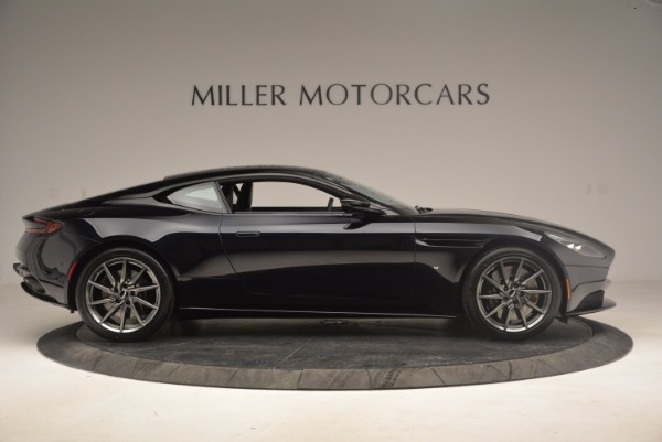 Used 2017 Aston Martin DB11 V12 Coupe for sale Sold at Rolls-Royce Motor Cars Greenwich in Greenwich CT 06830 9