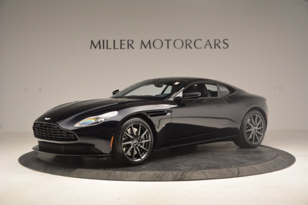 Used 2017 Aston Martin DB11 V12 Coupe for sale Sold at Rolls-Royce Motor Cars Greenwich in Greenwich CT 06830 1